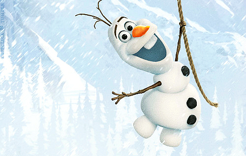 Go Back Gallery For Frozen Movie 2013 Snowman 500x318