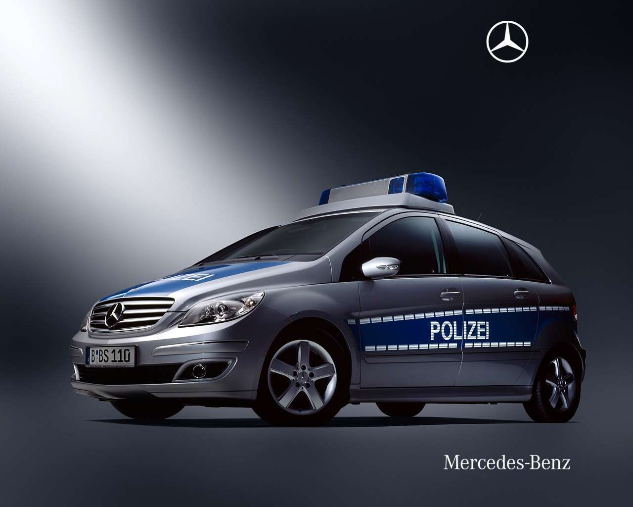 View Of German Police Wallpaper : Hd Car Wallpapers