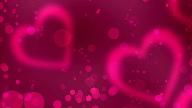 Love Heart Wallpaper Hd Wallpapertag: Pink Love Heart Backgrounds