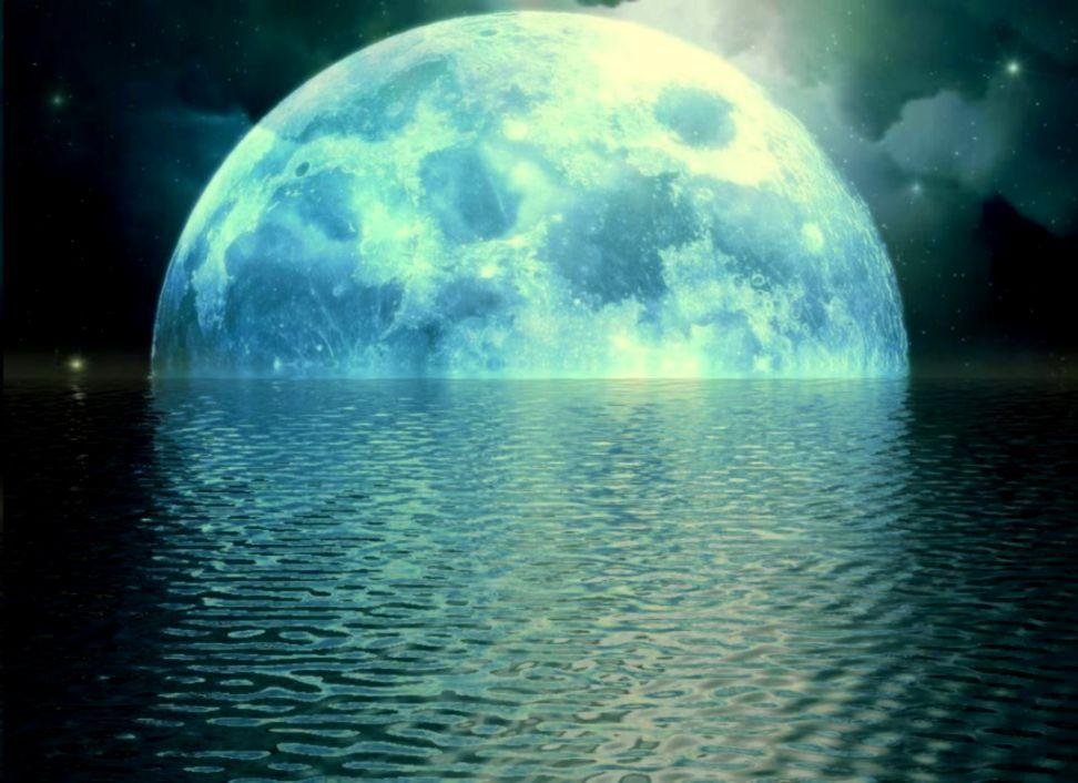 Beautiful Moon Backgrounds Nababan Wallpapers 972x706