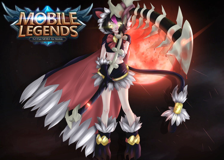 Inilah 45 Wallpaper HD Mobile Legends Terbaru Download 1500x1071