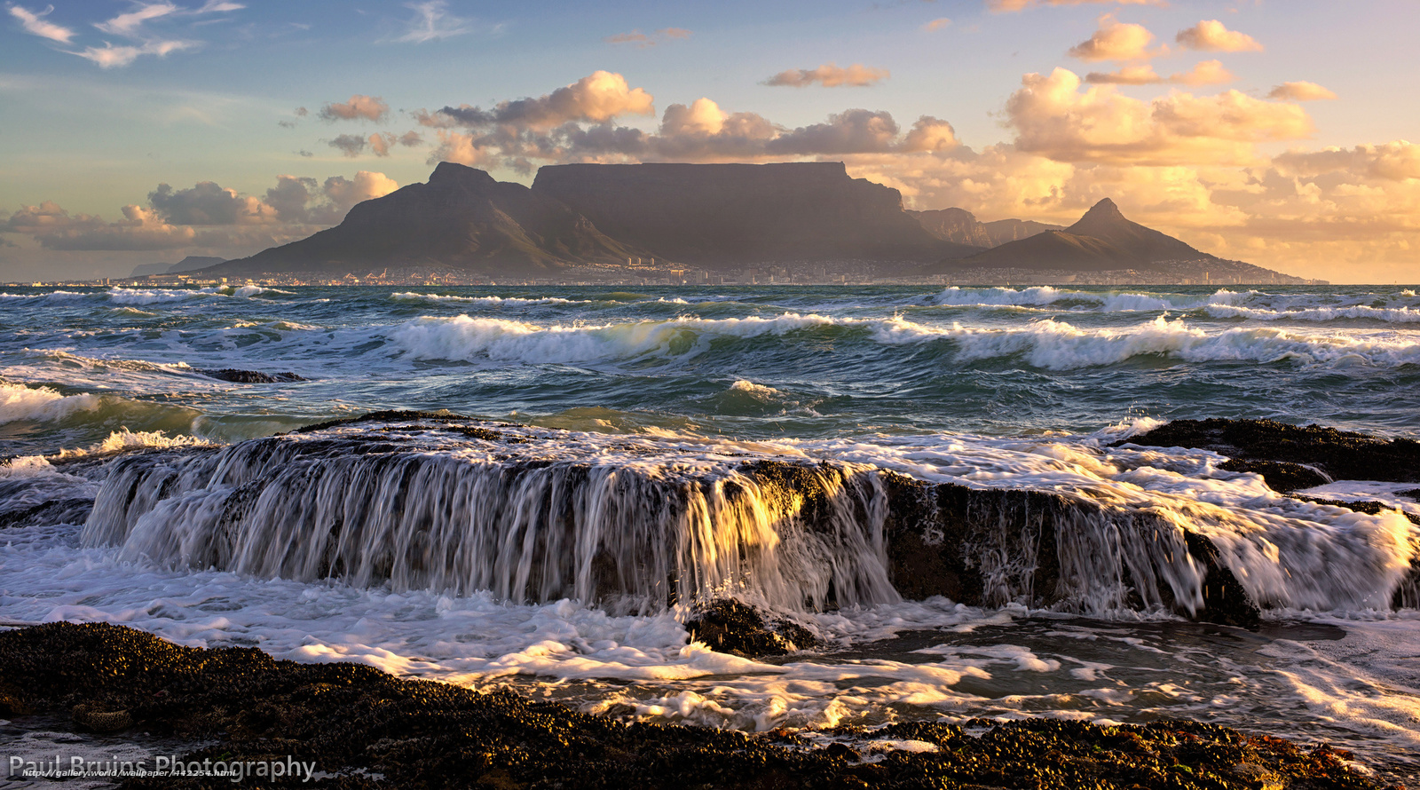 Download wallpaper cape town south africa Capetown South Africa 1600x890