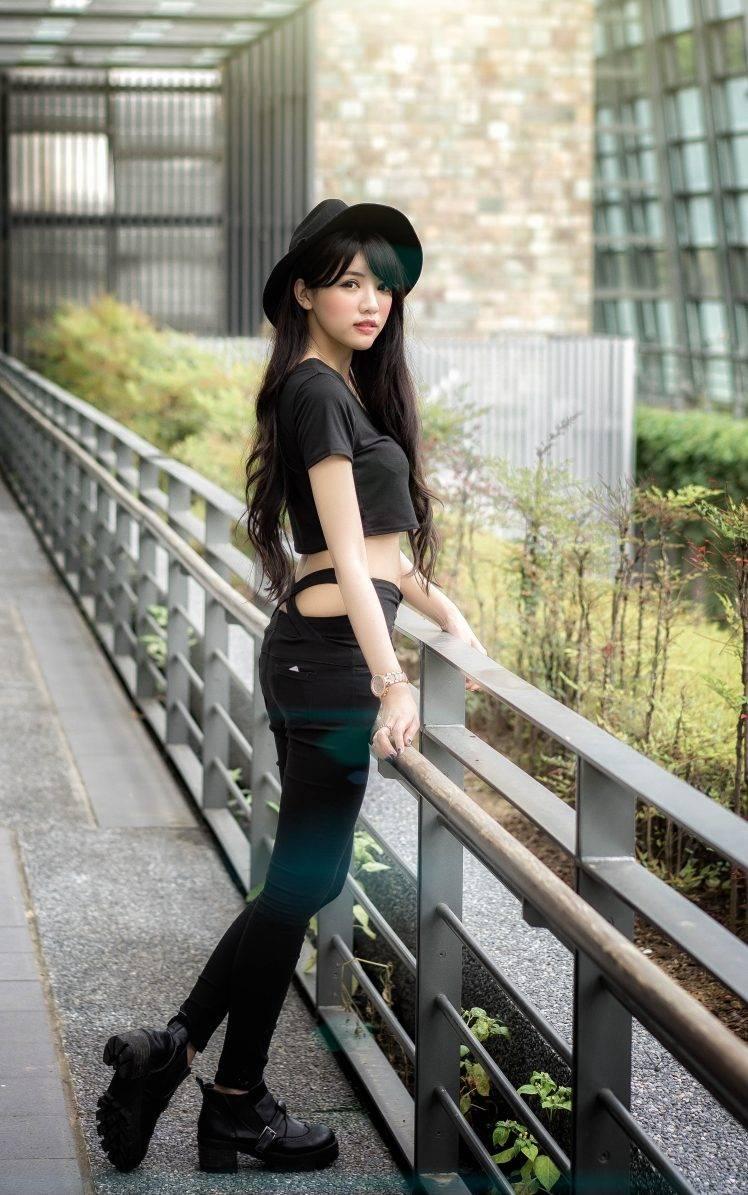 chingcho Taiwanese Asian Women Taiwan Wallpapers HD Desktop 748x1195