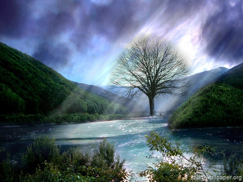 Digital Art Wallpapers Colors WideScreen HD Wallpapers 1024x768