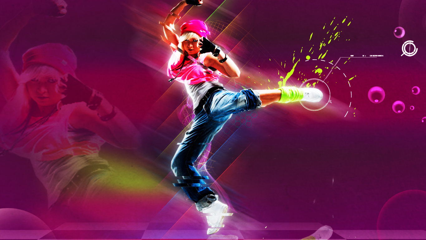 Hip Hop Dance Wallpaper - WallpaperSafari