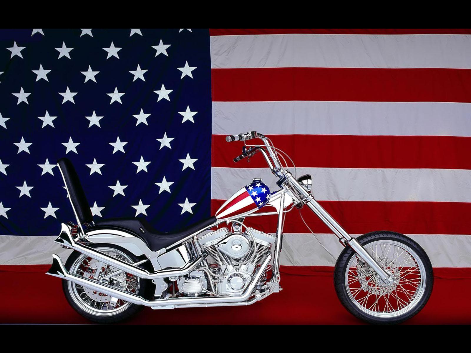 wallpaper American Harley Davidson Bikes Wallpapers 1600x1200