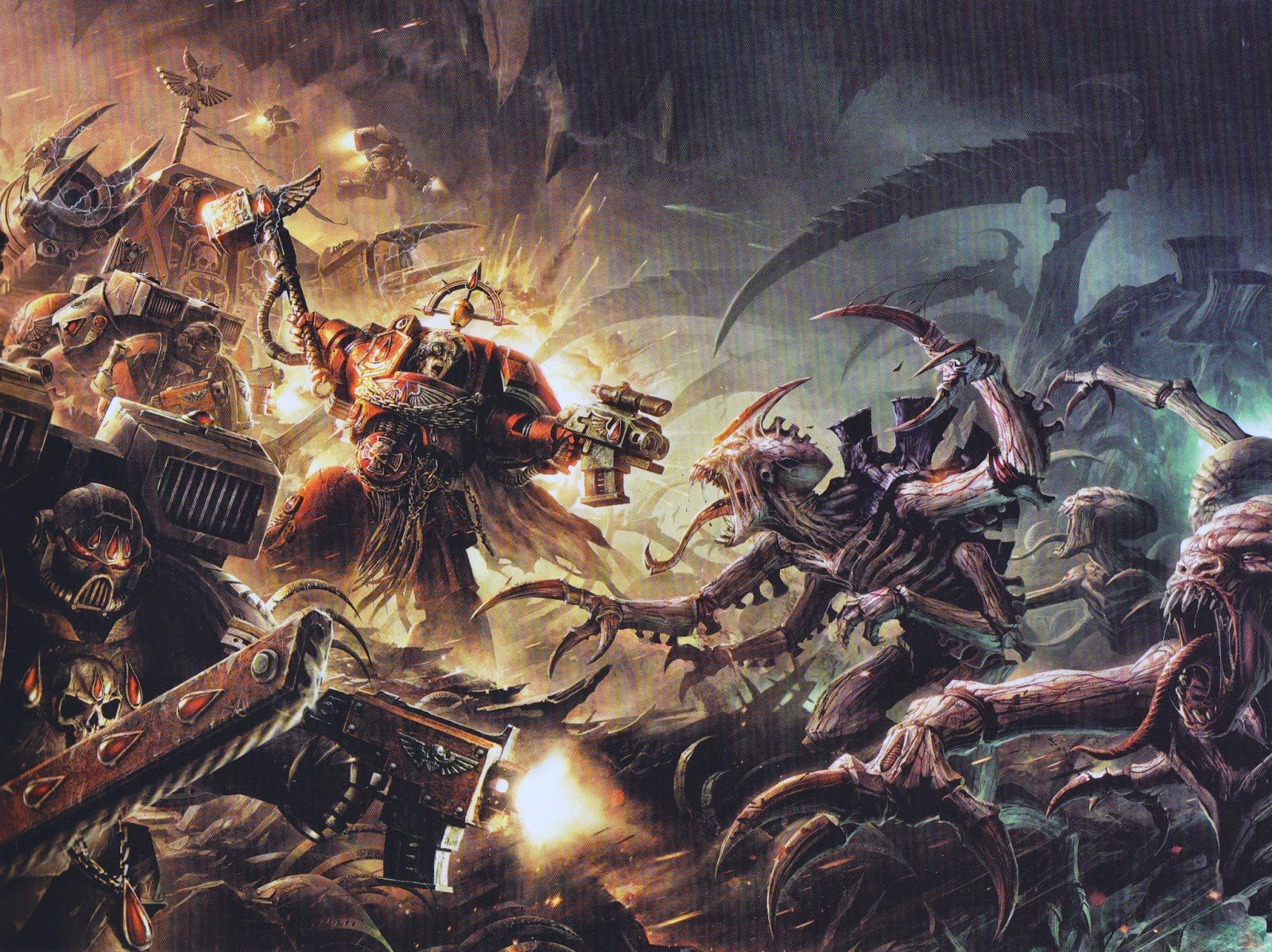 DED ARD   Blood Angels and all things Warhammer 40K Blood Angels 1600x1198
