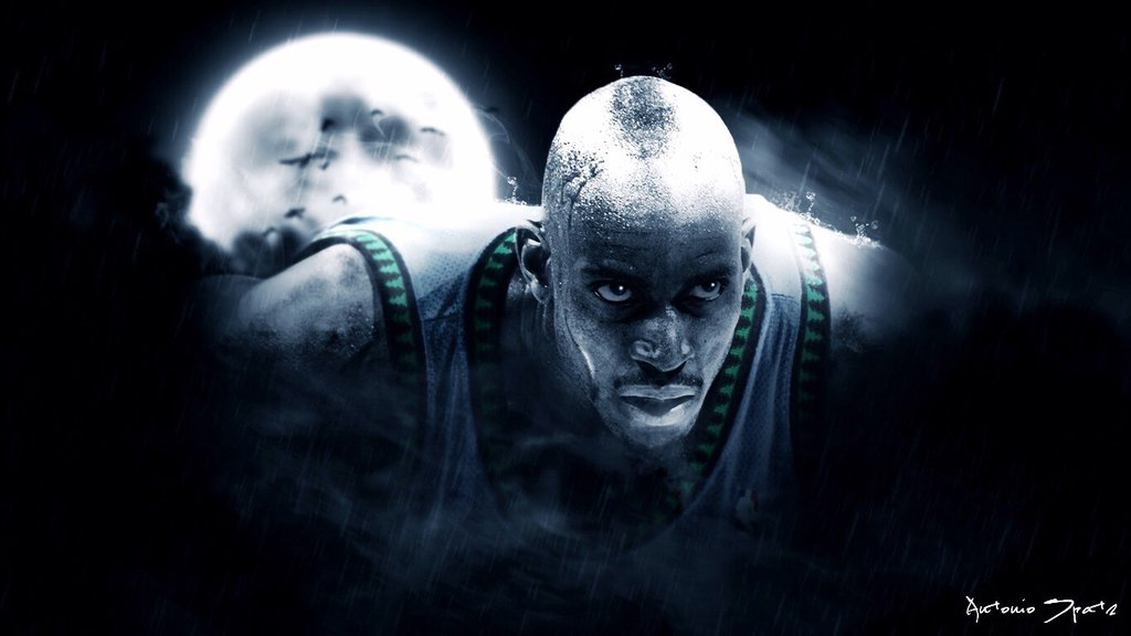 Kevin Garnett Wallpaper by mulasdesigns 1024x576