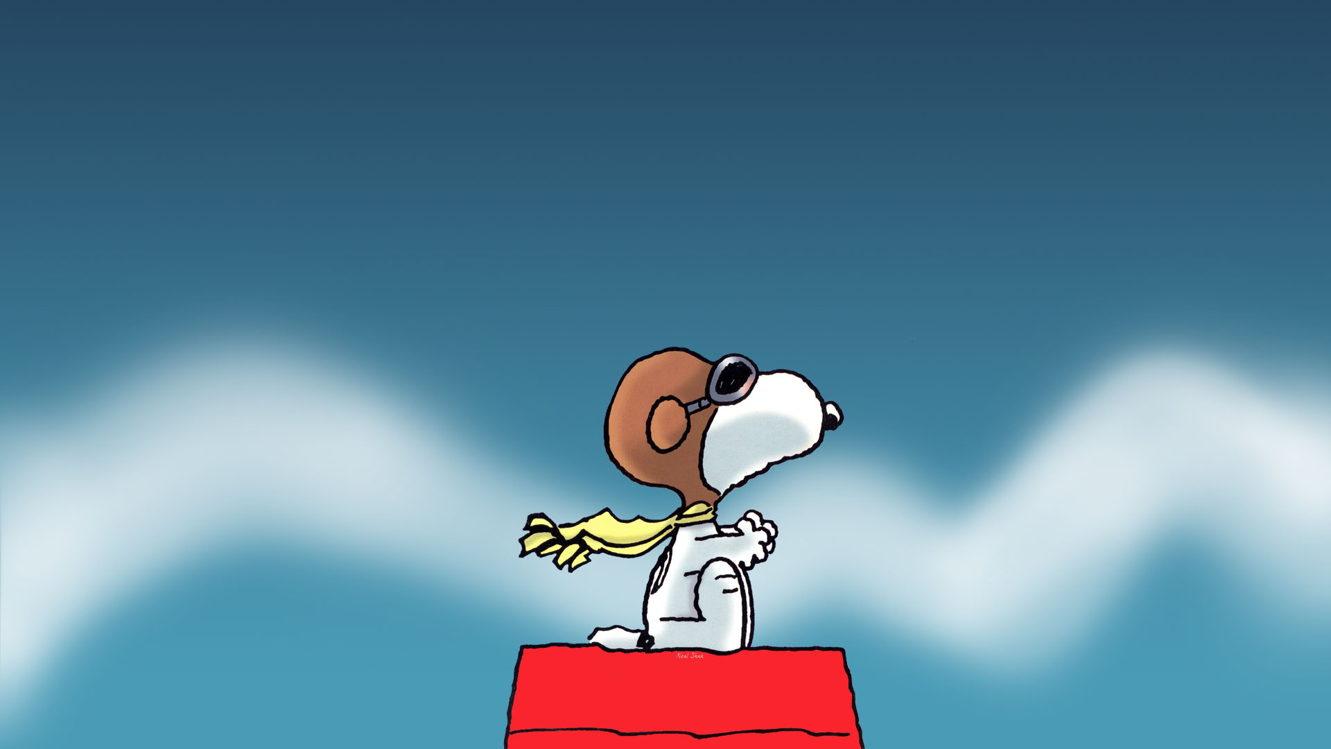 Snoopy wallpaper and Theme for Windows 8 All for Windows 10 1920x1080