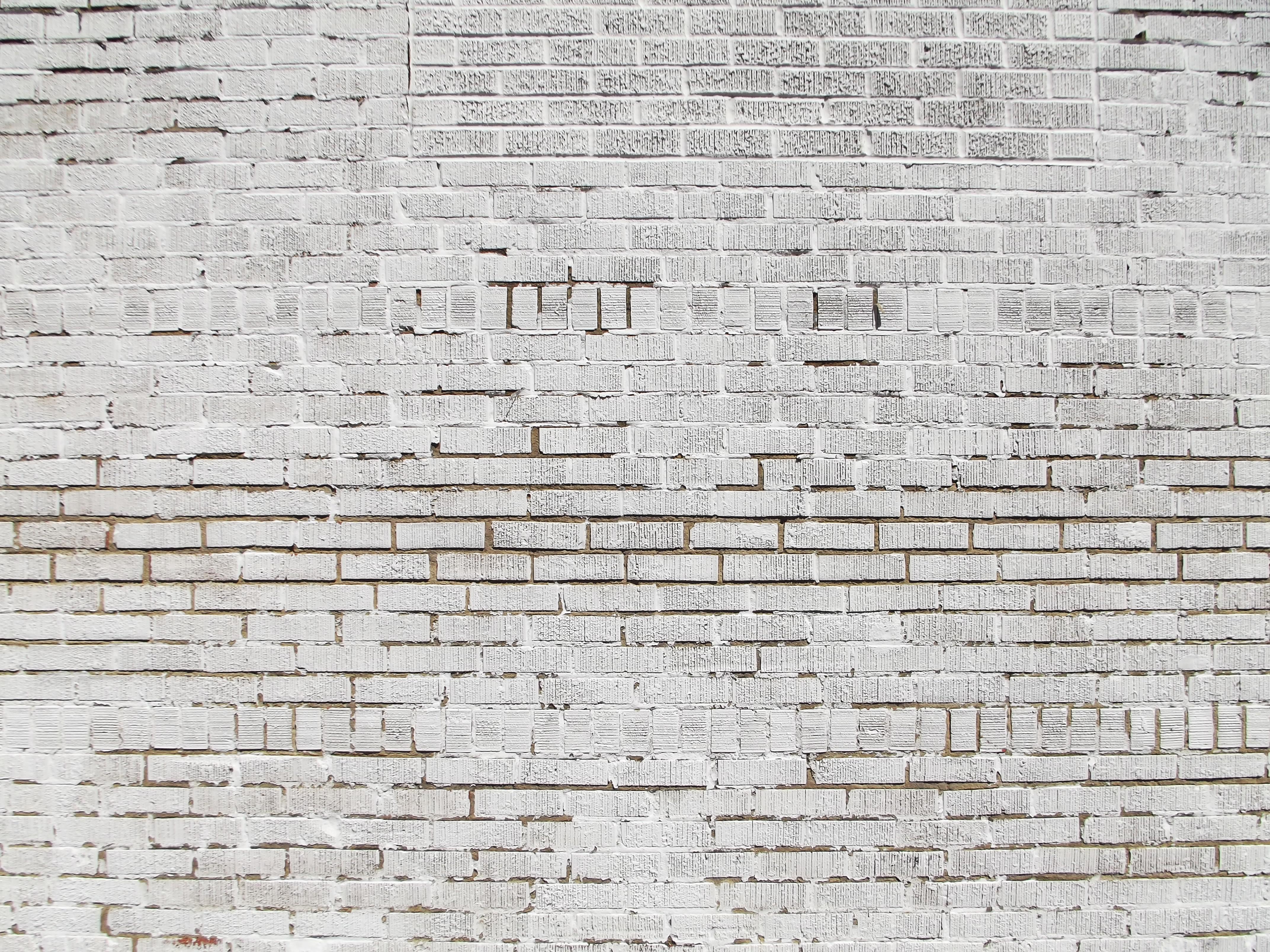 White Brick Wallpaper Hd White brick by ptdesigns 4288x3216