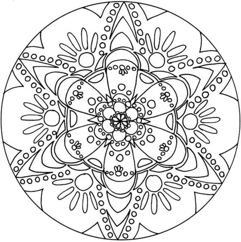 Cool Coloring Pages for Teenagers 823x826