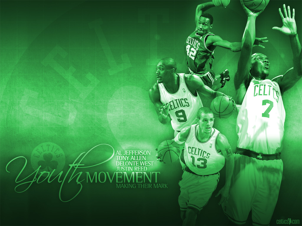This Out Our New Boston Celtics Wallpaper Boston Celtics Wallpapers 1024x768