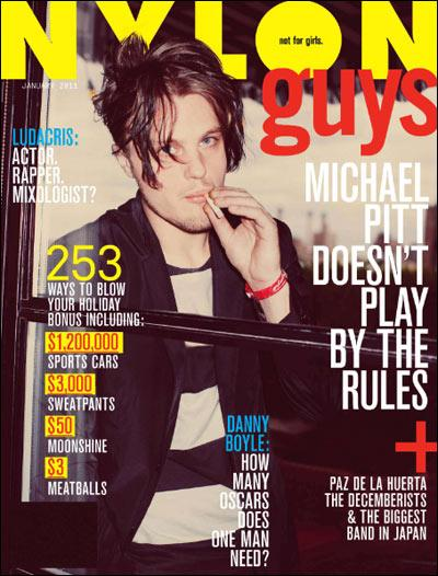 Magazine Nylon Magazine 400x526