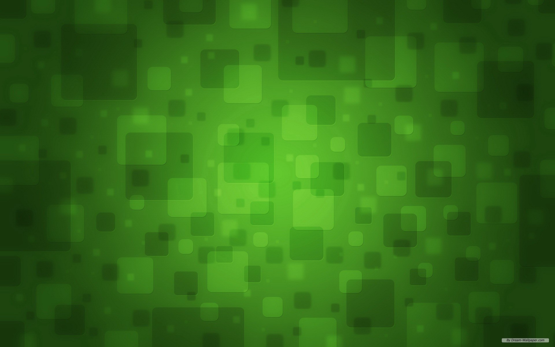 Green Background Wallpaper Design