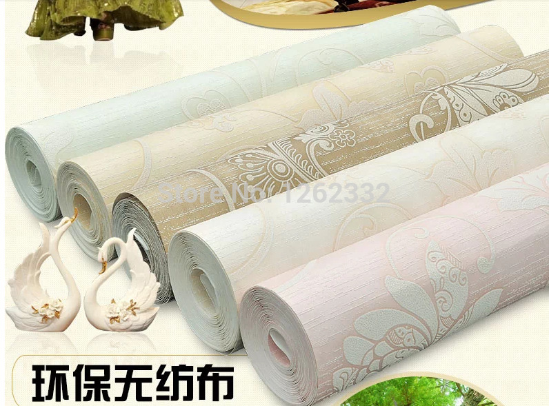 Wallpaper discount DAMASKO Wall paper Roll For Living Room Bedroom 796x589
