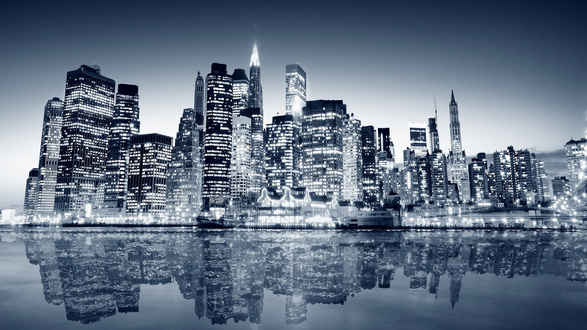 Cool Pictures New York City HD Wallpaper of City   hdwallpaper2013com 1920x1080