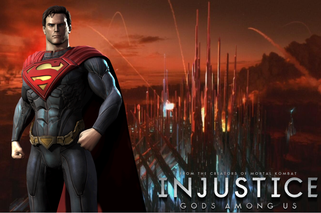 Injustice Superman Wallpaper by NerdyOwl299 1024x680