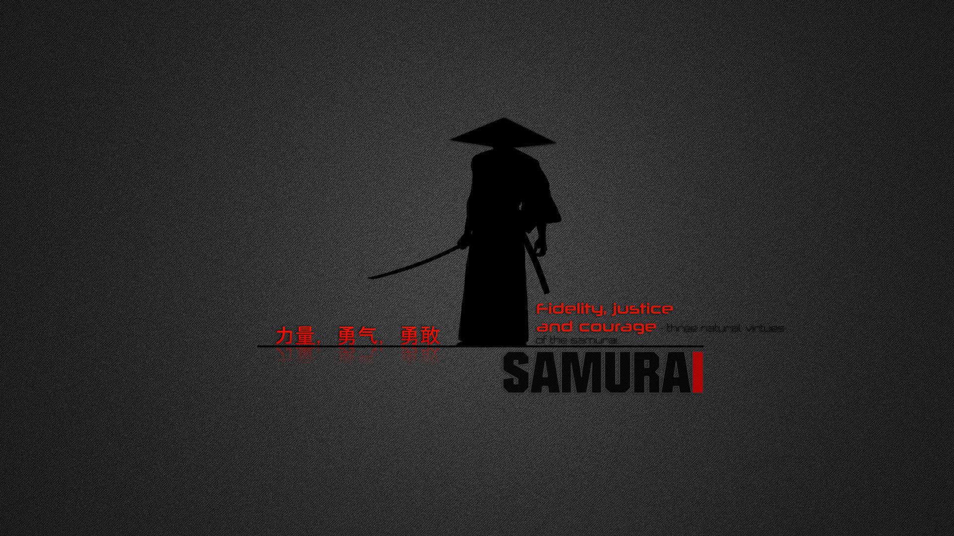 Samurai bushido code katana wallpaper 1920x1080 210646 1920x1080