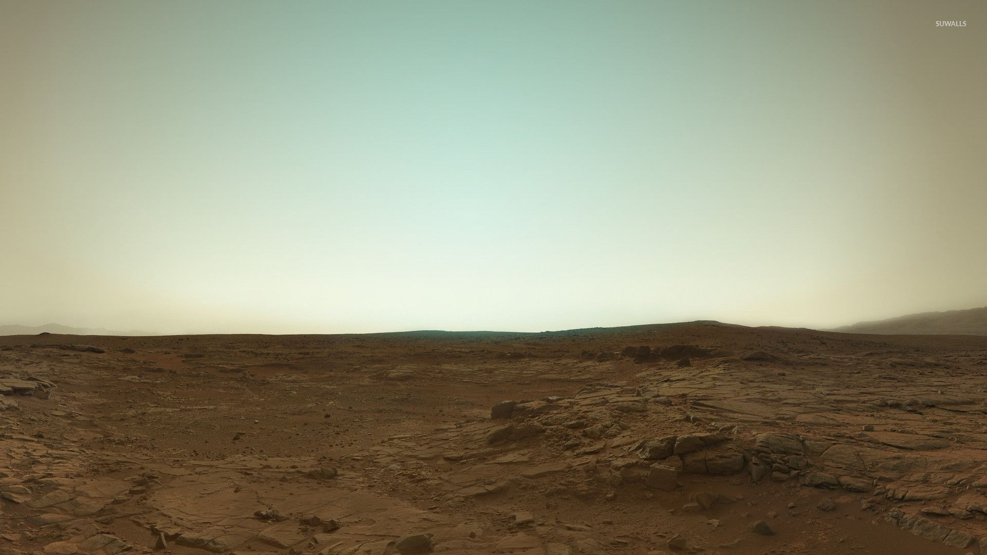 Mars Surface Wallpaper - WallpaperSafari