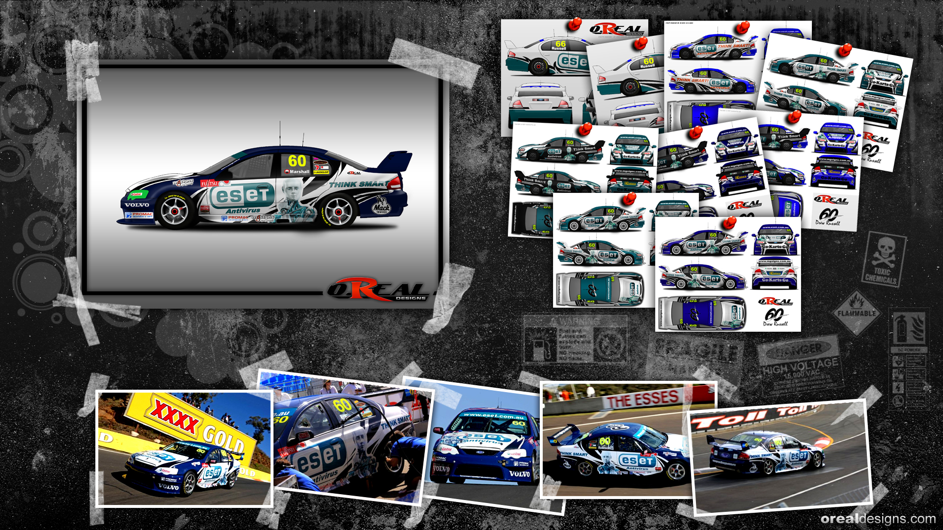 Sports   V8 Supercars V8 Supercar Wallpaper 1920x1080