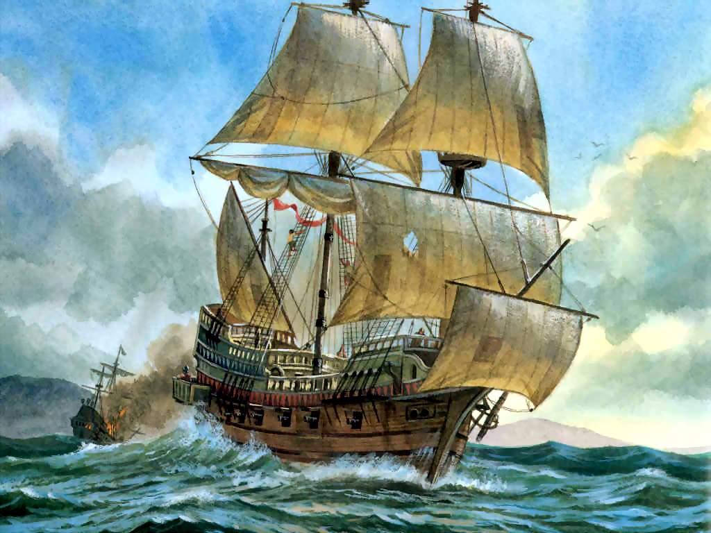 Hd Pirate Ship Wallpaper: Pirate Ship Wallpapers