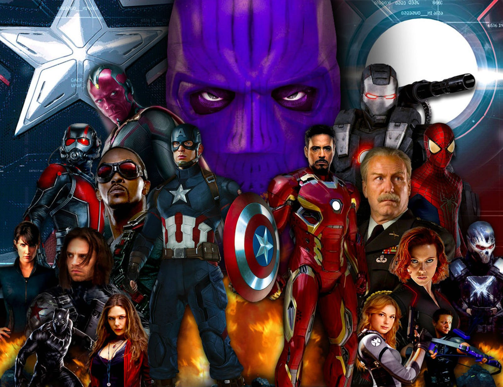 action fighting 1cacw warrior sci fi avengers wallpaper background 1600x1231