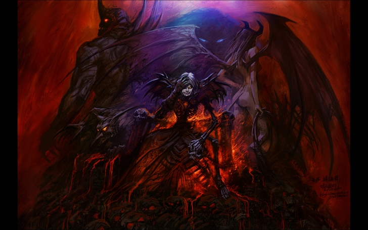 Games Hd Wallpapers Subcategory World Of Warcraft Hd Wallpapers 728x455