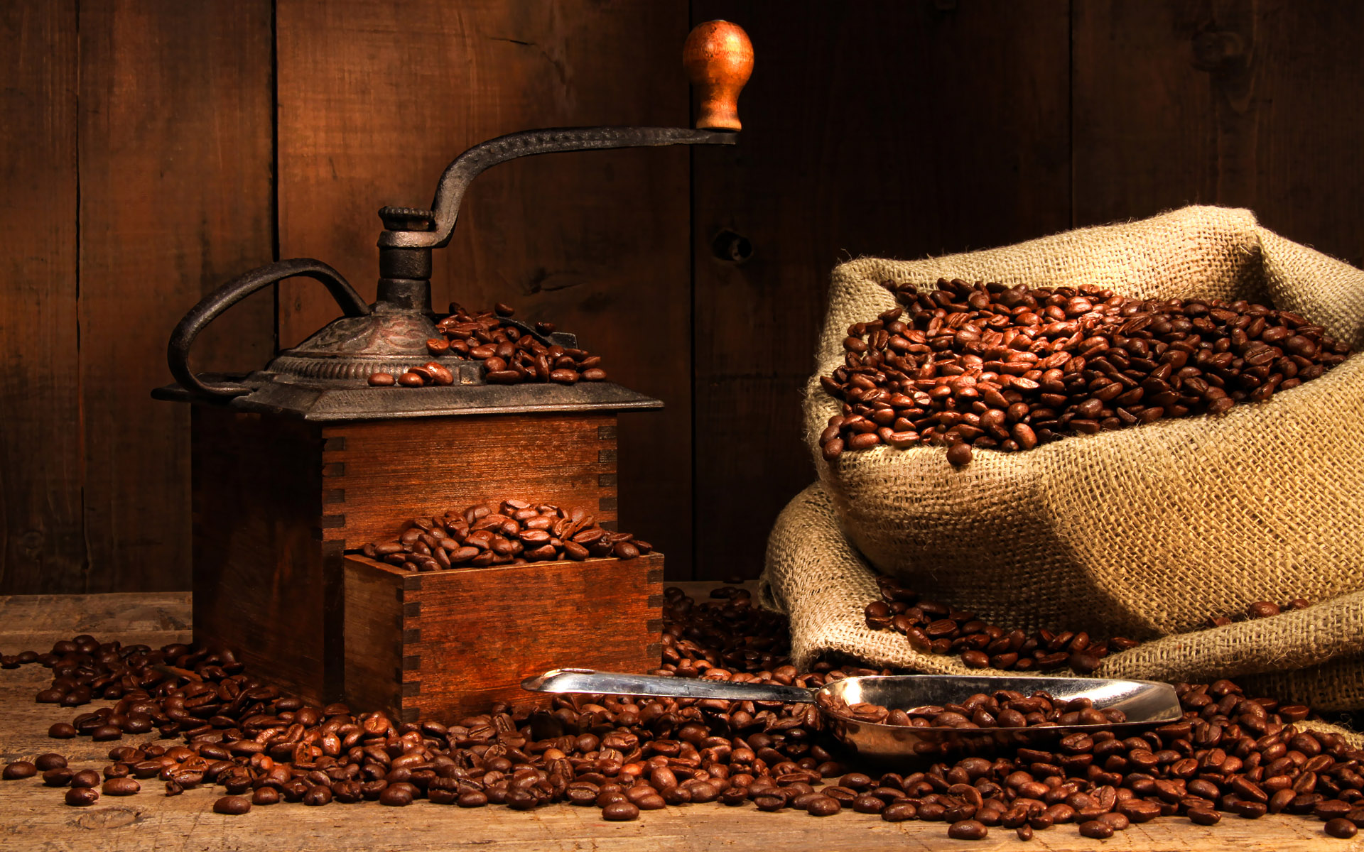 Free Coffee Grinding Process Wallpapers, Free Coffee Grinding Process ...