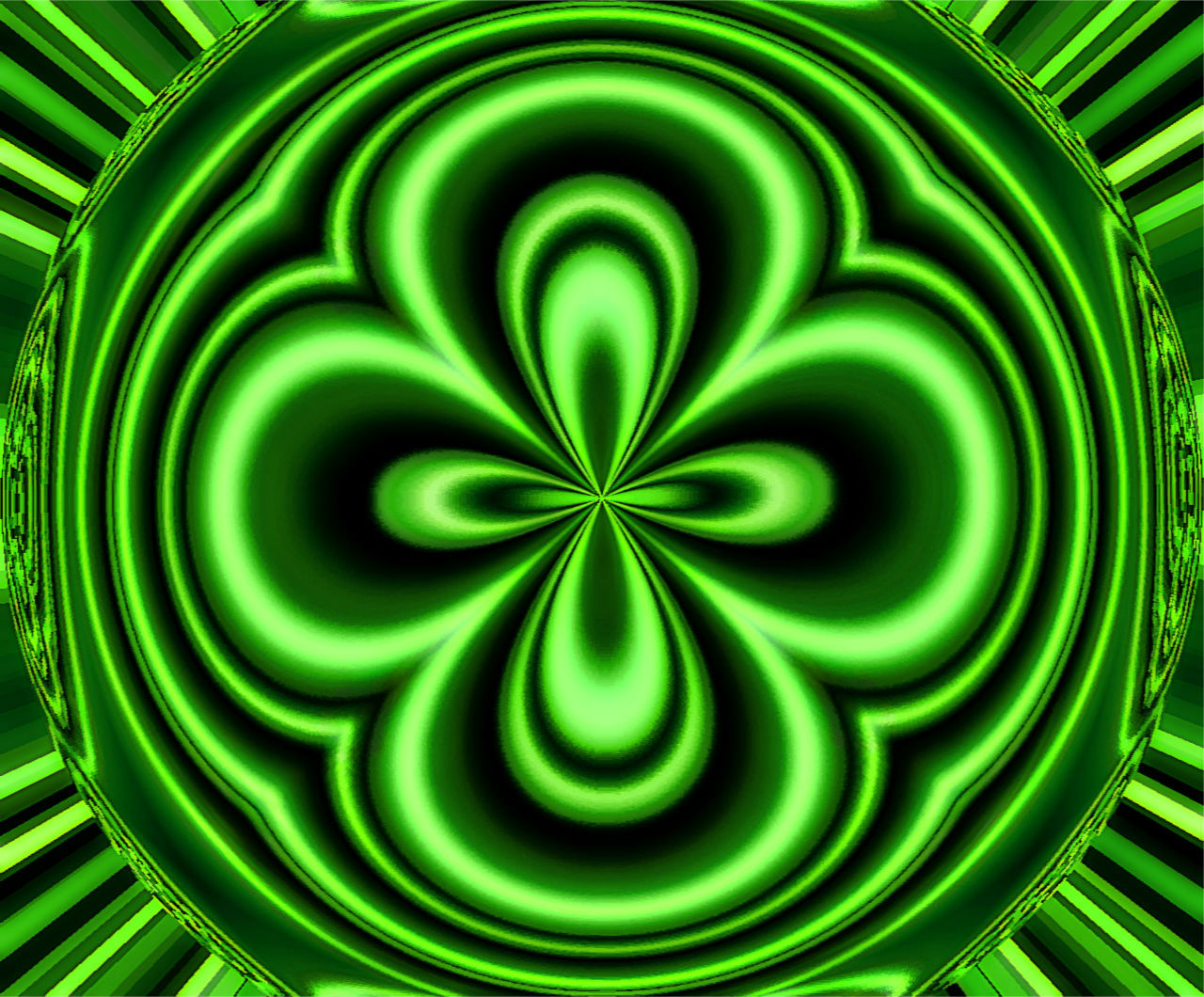 Four Leaf Clover Computer Wallpapers Desktop Backgrounds 1280x1060
