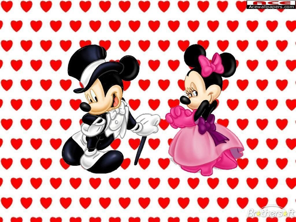 free valentine wallpapers for desktop Download The Disney 1024x768
