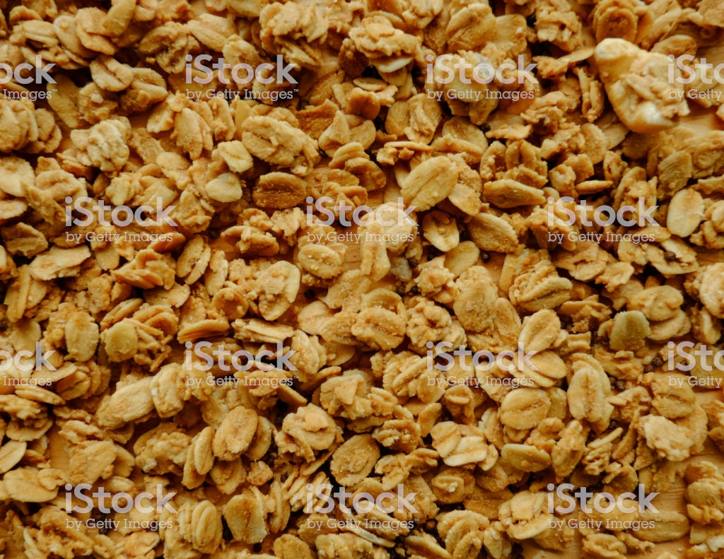 Granola Background Stock Photo   Download Image Now   iStock 1024x791
