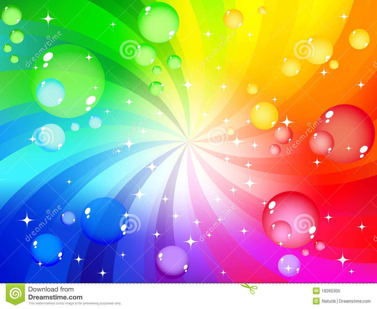 Colorful Bubble Backgrounds Colorful bubble background 1300x1065
