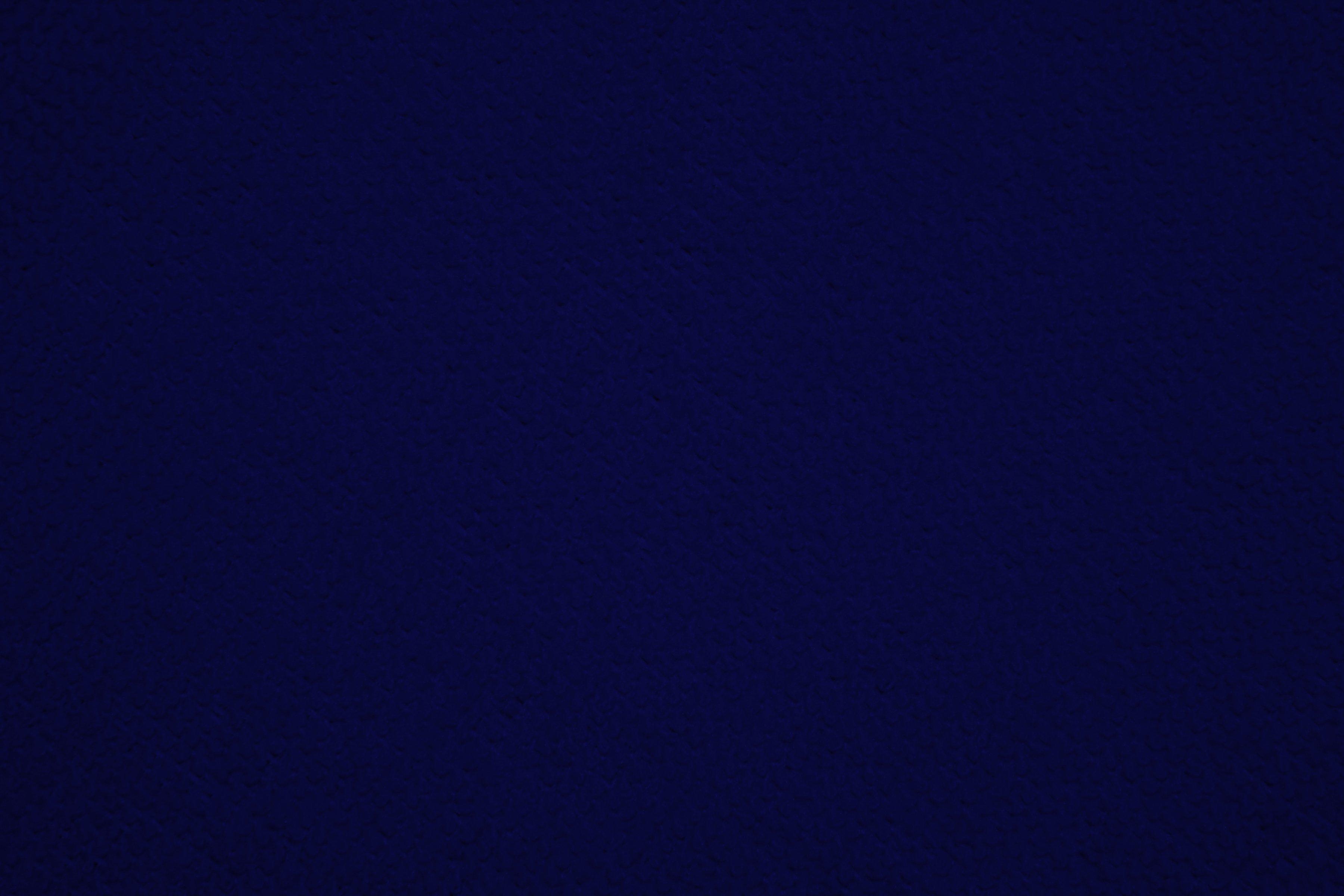 Navy Blue Microfiber Cloth Fabric Texture   High Resolution Photo 3600x2400