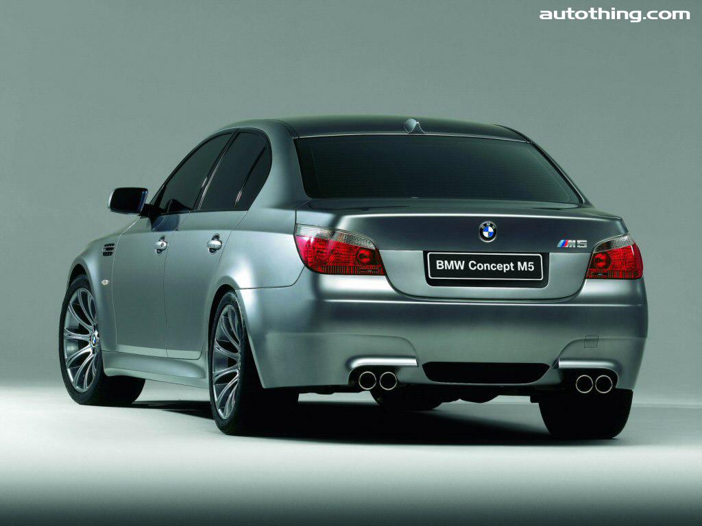 Funthngs Spy Shots 2006 BMW M5 1024x768