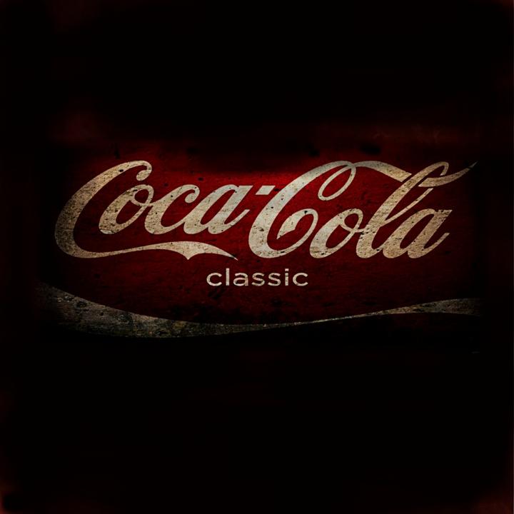 Днем рождения, картинки с надписью кока-кола