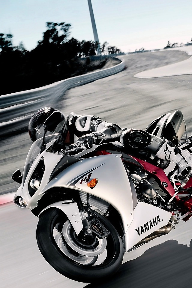 Motorcycle racing SN04 iPhone wallpapers Background and Themes 640x960