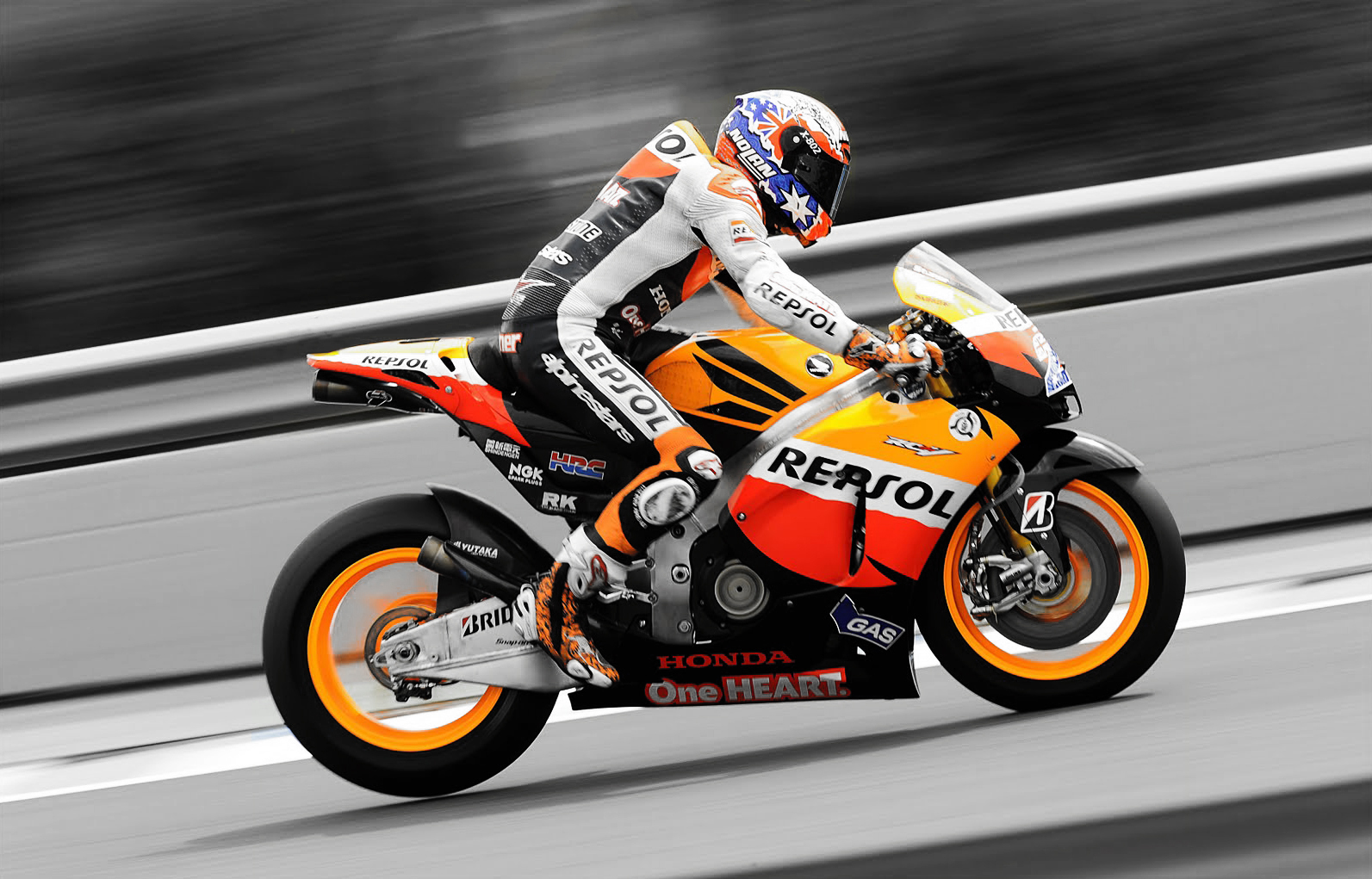 honda repsol wallpaper wallpapersafari. Black Bedroom Furniture Sets. Home Design Ideas