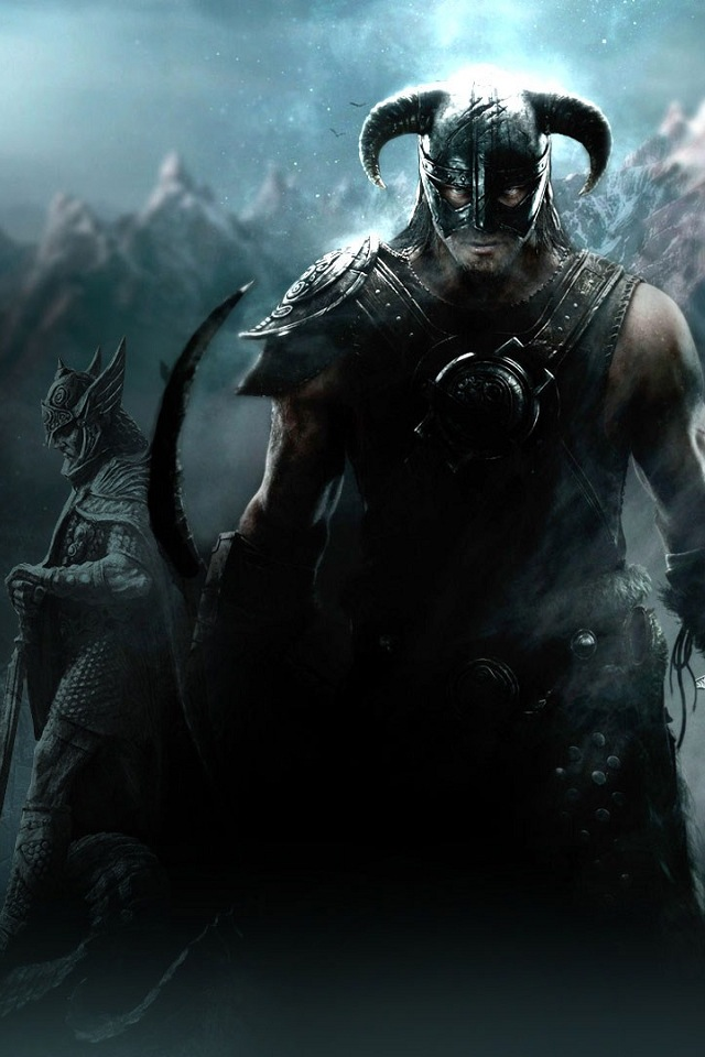 Game Character Simply beautiful iPhone wallpapers 640x960