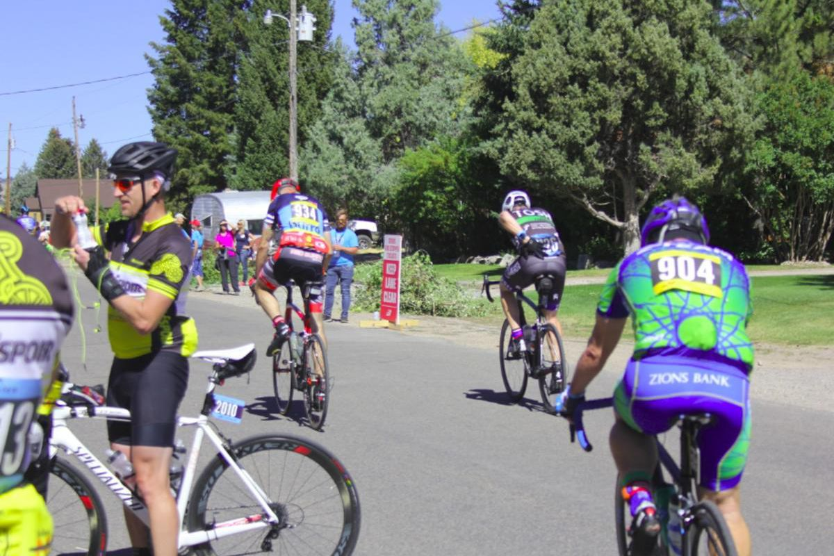 Utahns take first in windy LoToJa cycling race   Deseret News 1200x800