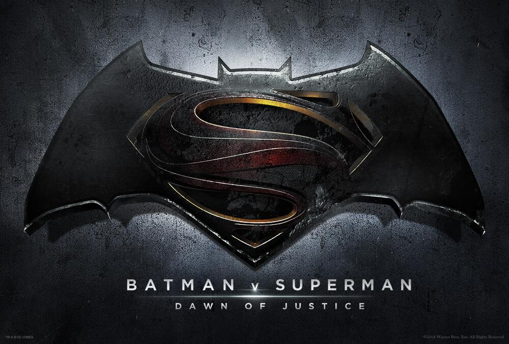 vs Superman Offically Titled BATMAN V SUPERMAN DAWN OF JUSTICE 1000x675