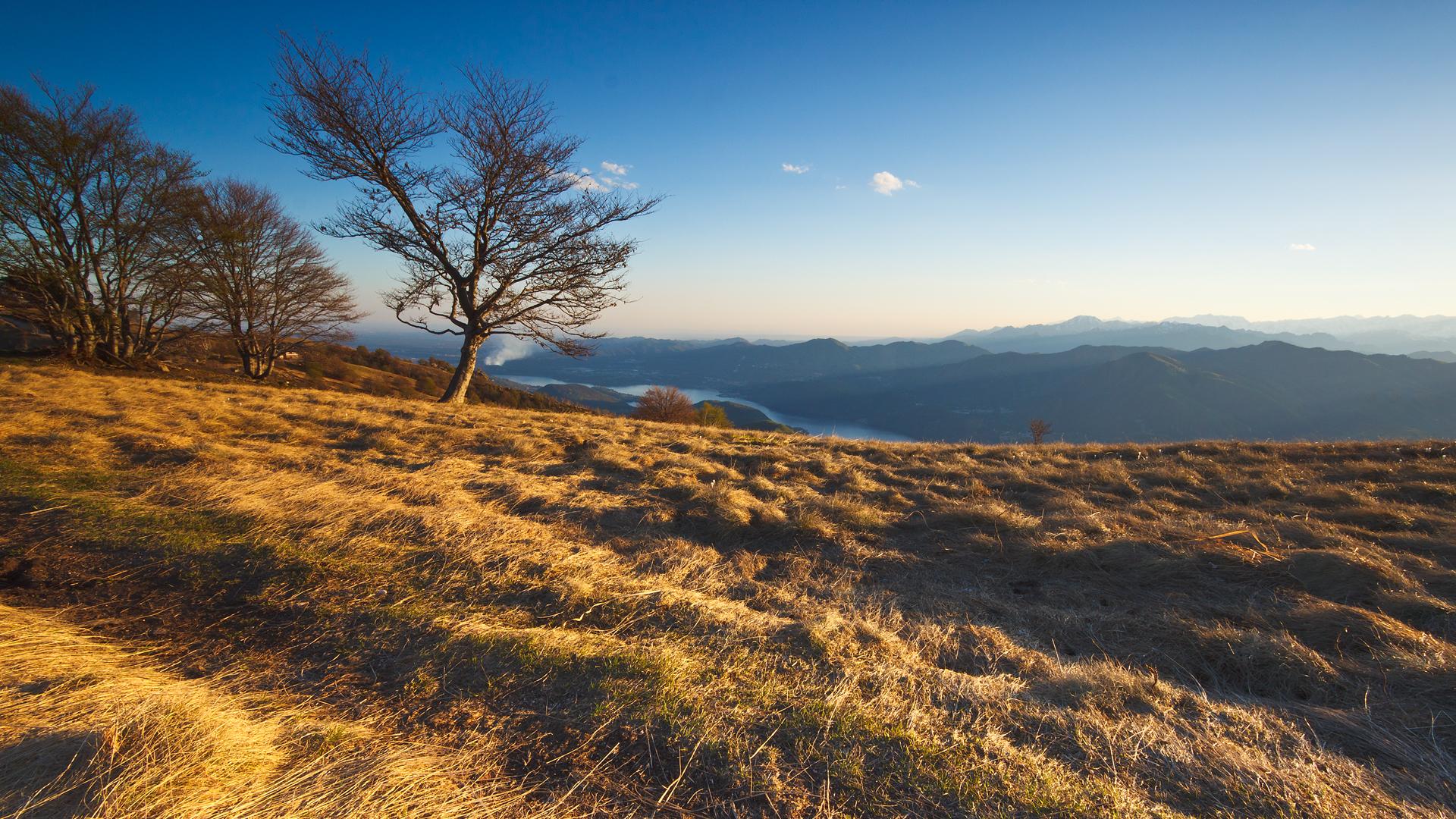 Mottarone Western Alps Italy Hd Desktop Wallpaper 100564 HD Wallpaper 1920x1080