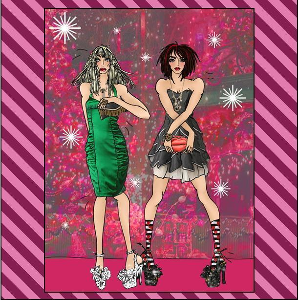 Betsey Johnson   Betsey Johnson Fan Art 8035725 610x614