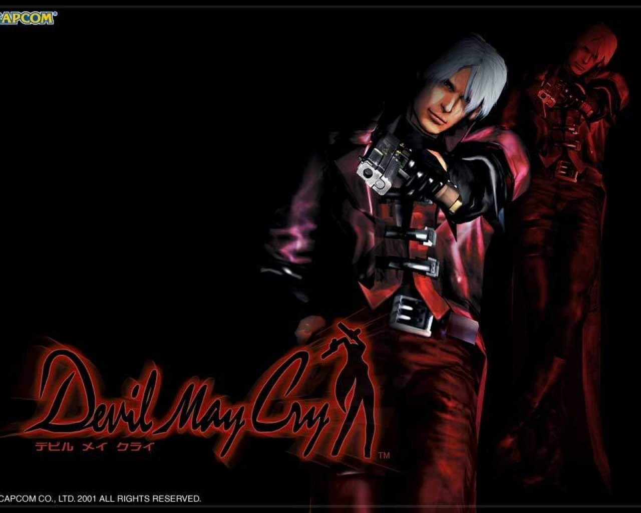 DMC HD Wallpapers Devil May Cry HD Pictures Devil May Cry Images 1280x1024