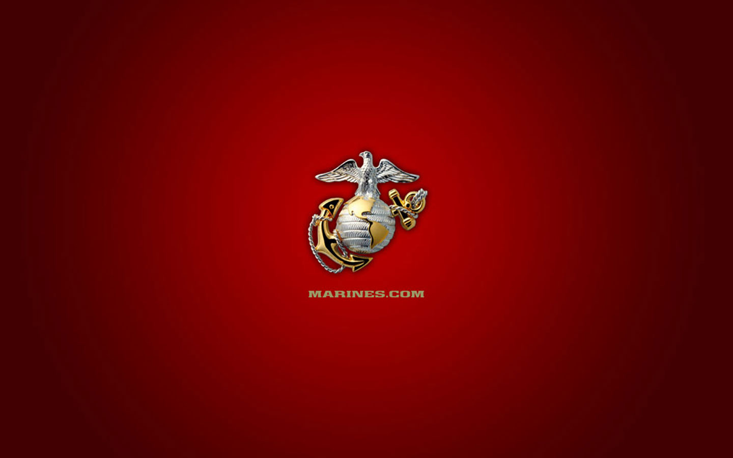 usmc logo wallpaper 1440x900