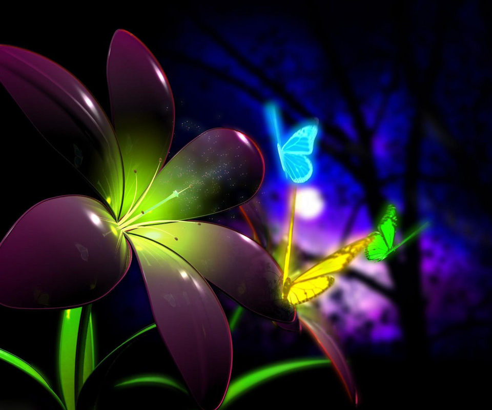 Best 3d Love Mobile Wallpapers Backgronds: 3D Animation Wallpaper For Mobile