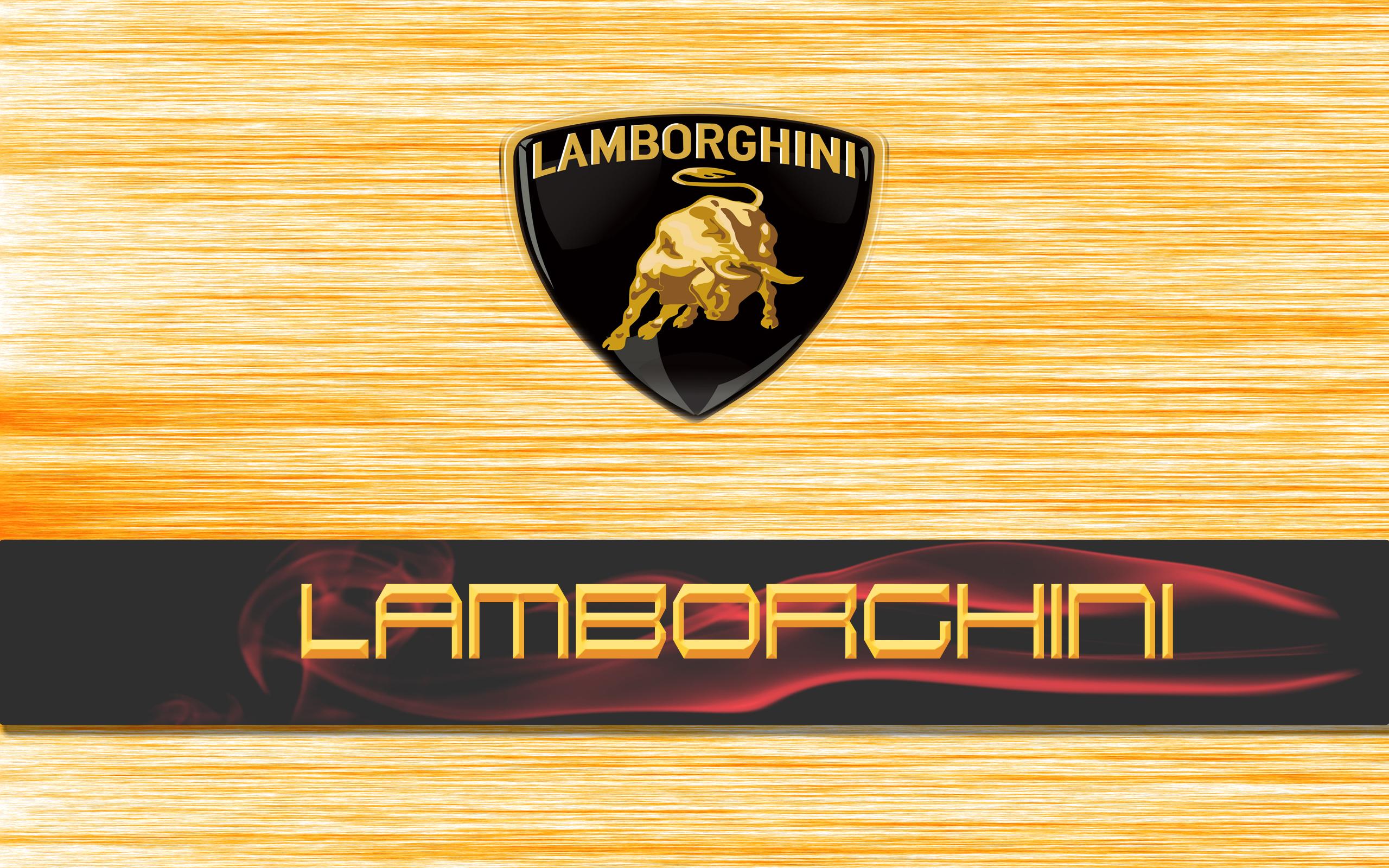 Lamborghini Logo Wallpaper