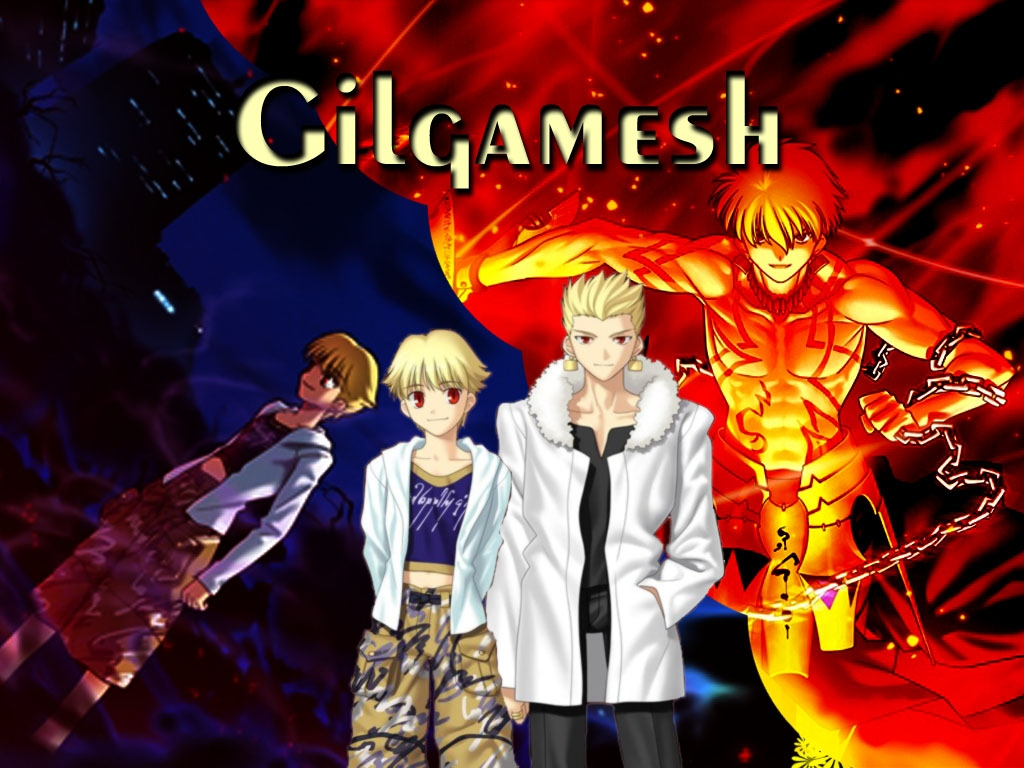 Gilgamesh wallpaper   ForWallpapercom 1024x768