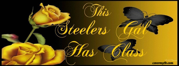 This STEELERS Girl Has Class Facebook Covers This STEELERS Girl Has 625x232