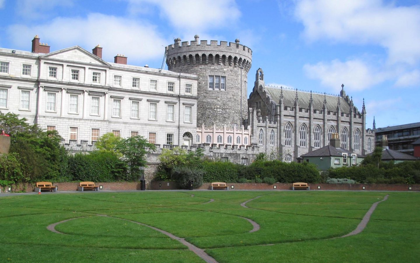 Photo Collection Dublin Castle Wallpaper