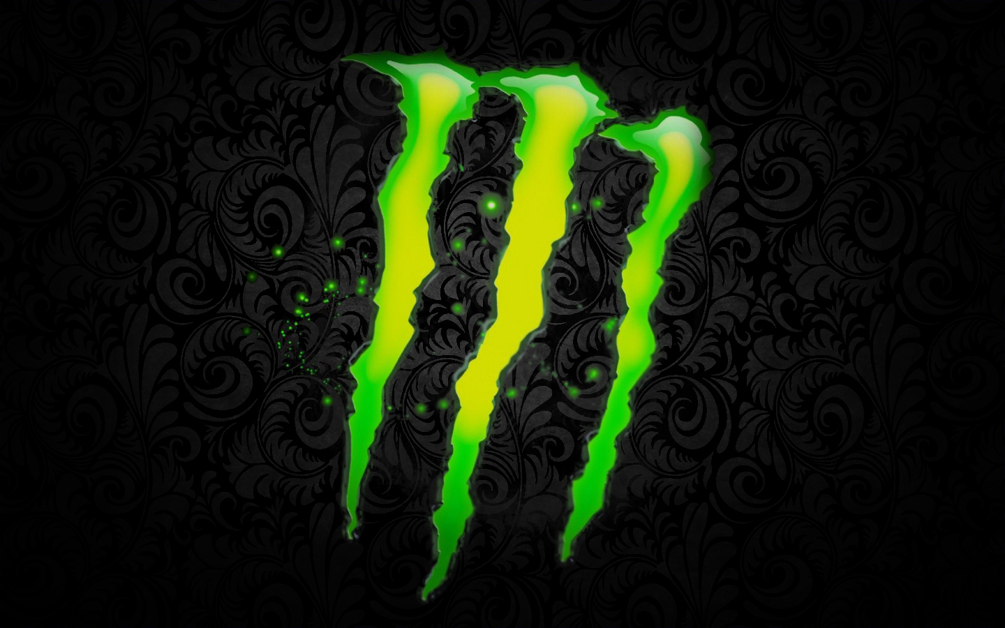 Monster Energy Logo Exclusive HD Wallpapers 4010 1440x900